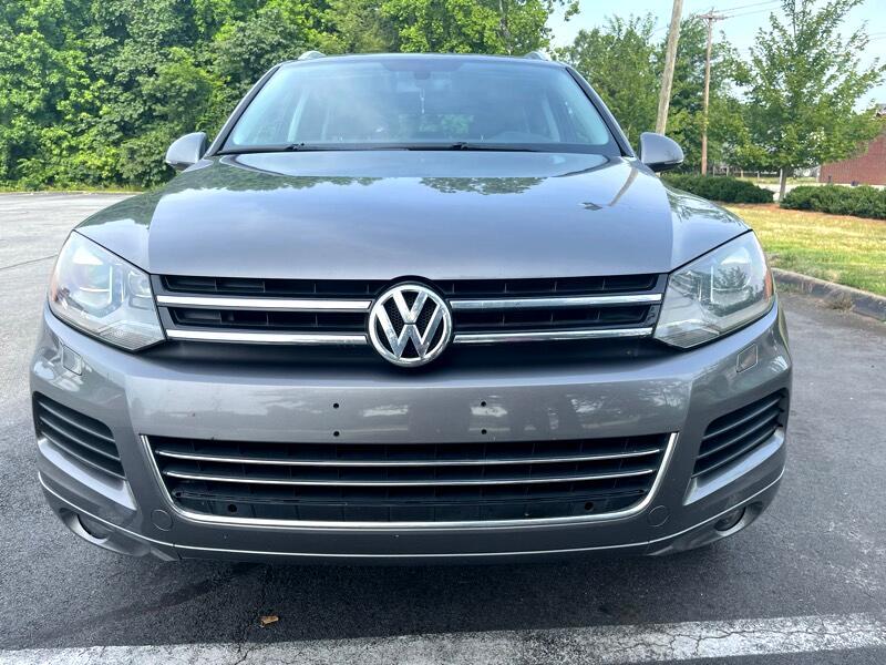 Volkswagen Touareg VR6 Lux 2012