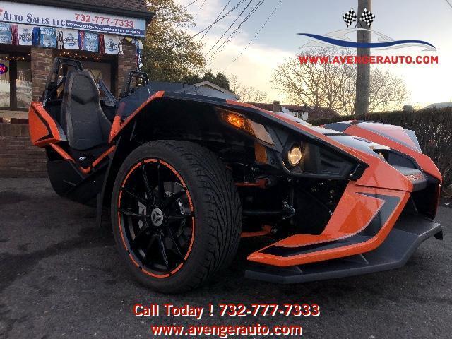 2017 Polaris Slingshot SLR