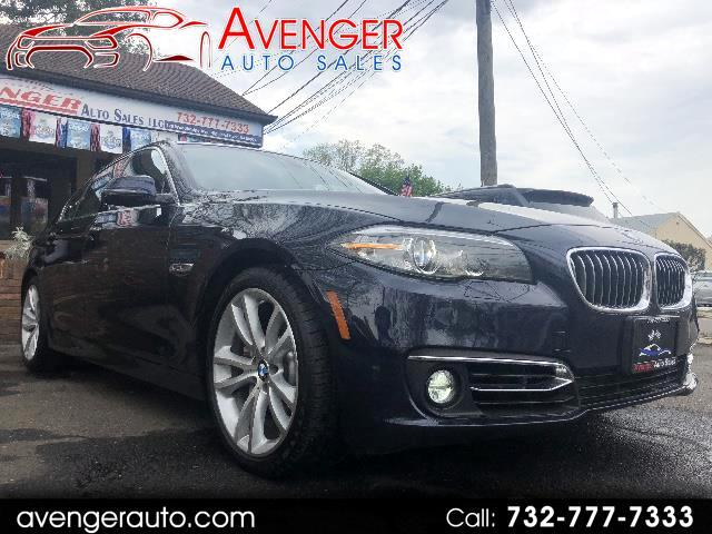 2015 BMW 5-Series 535i xdrive iperformance pkg