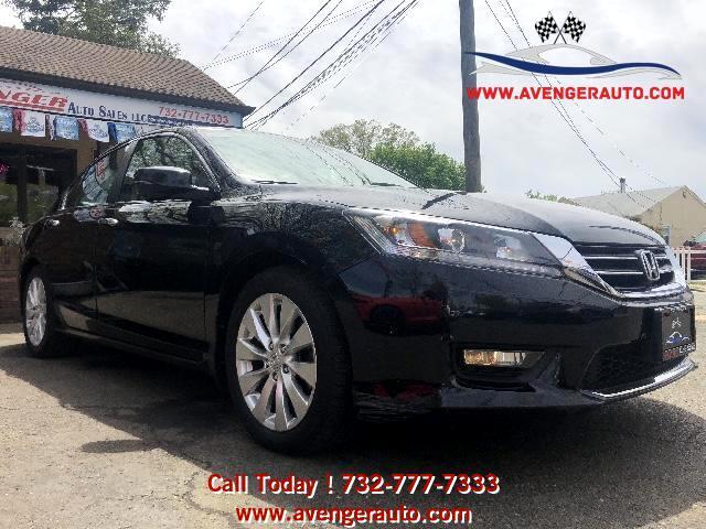 2015 Honda Accord EX-L Sedan CVT