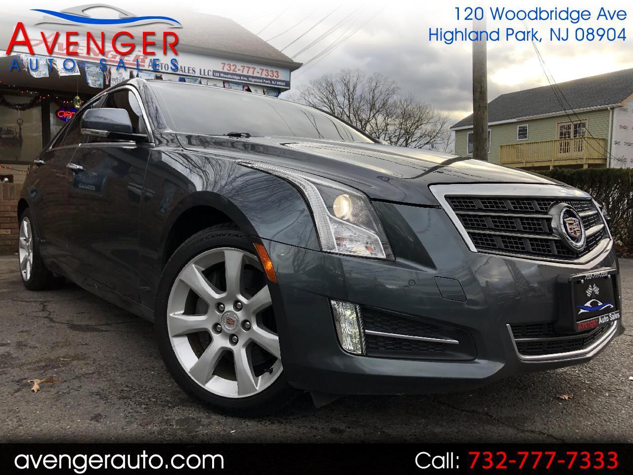 2013 Cadillac ATS 2.0L Performance AWD