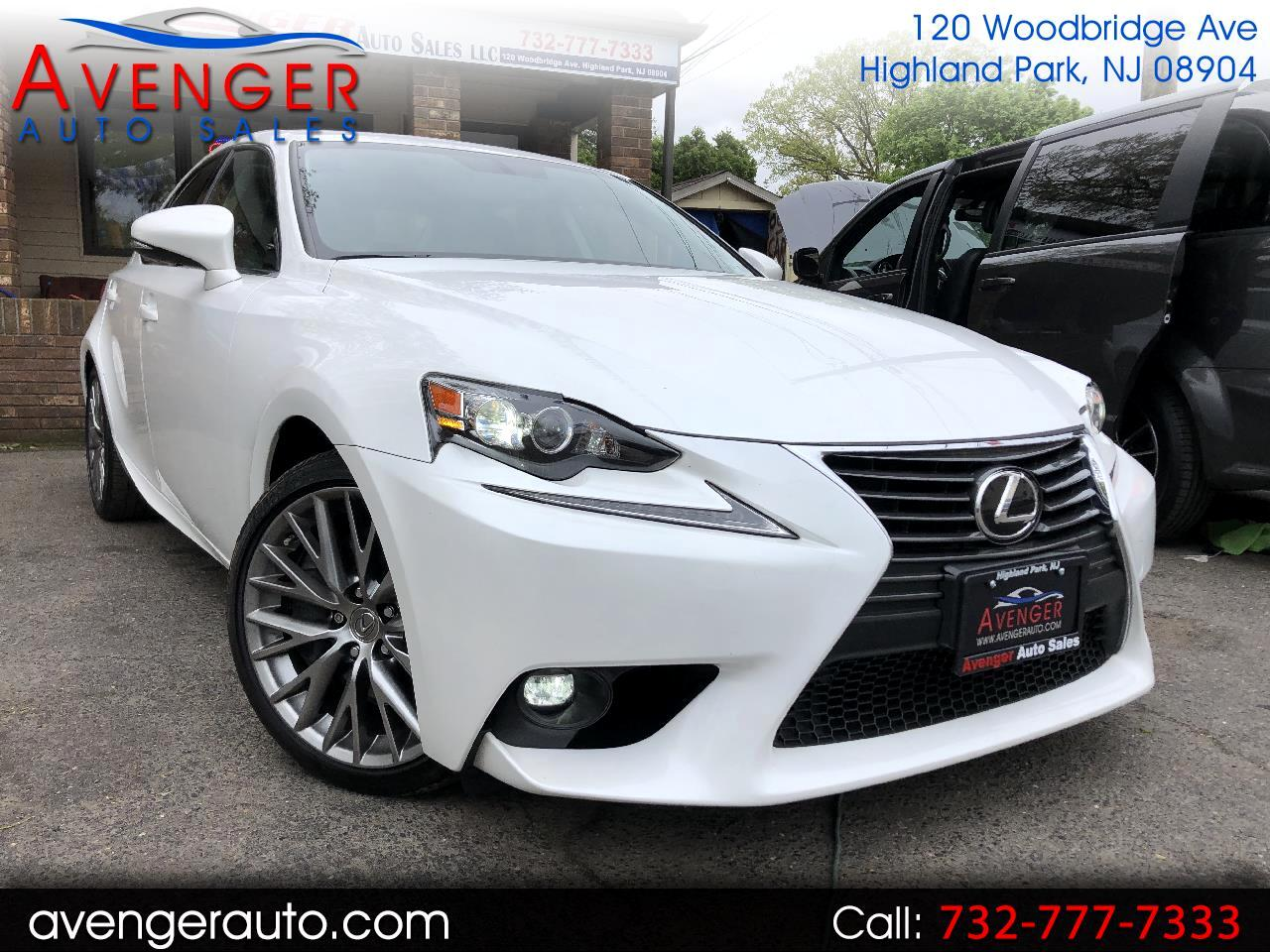 2016 Lexus IS IS 300 AWD