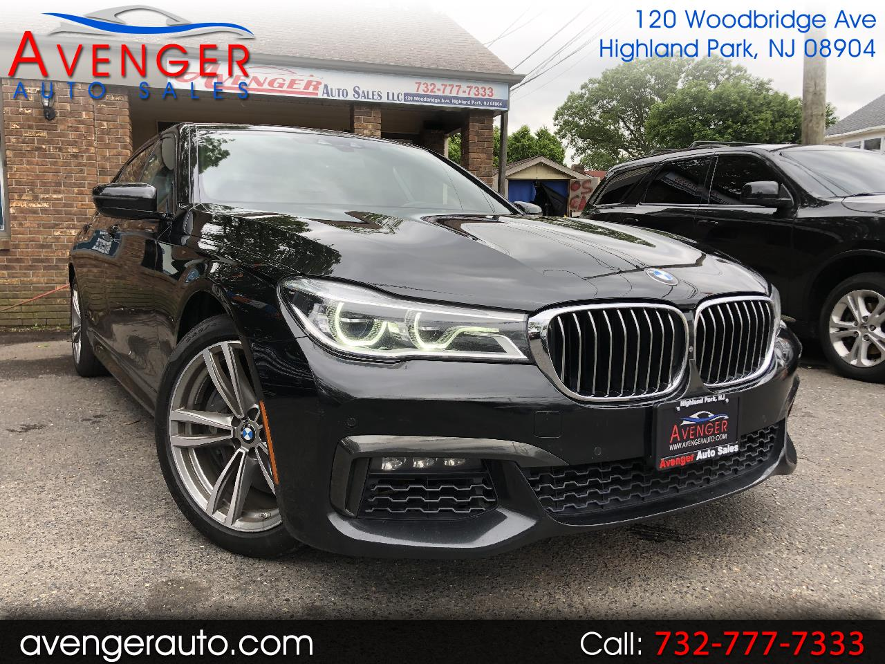 2016 BMW 7-Series 750I xDrive M Sport