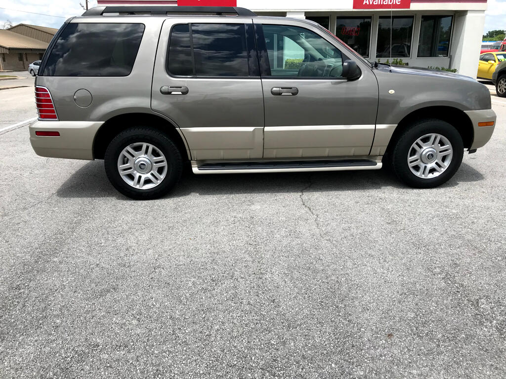 "2005 Mercury Mountaineer 4dr 114"" WB Convenience AWD"