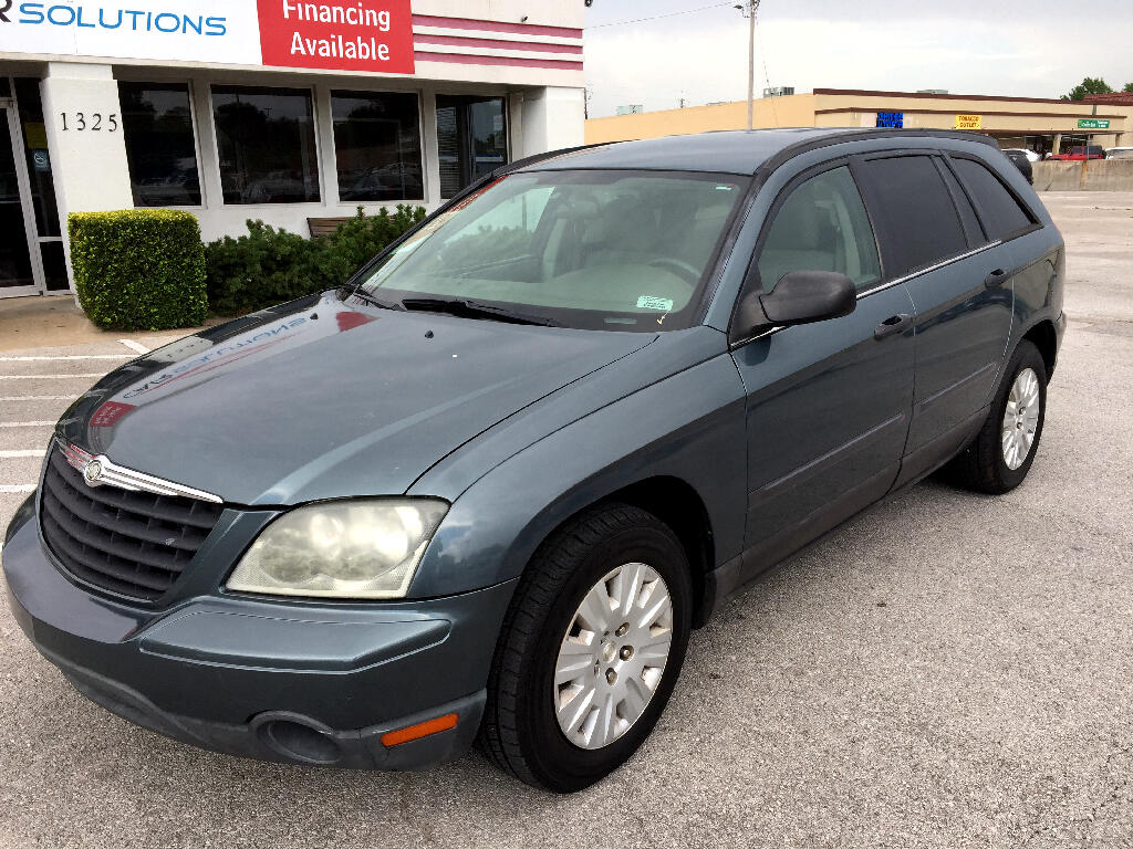 2005 Chrysler Pacifica 4dr Wgn FWD