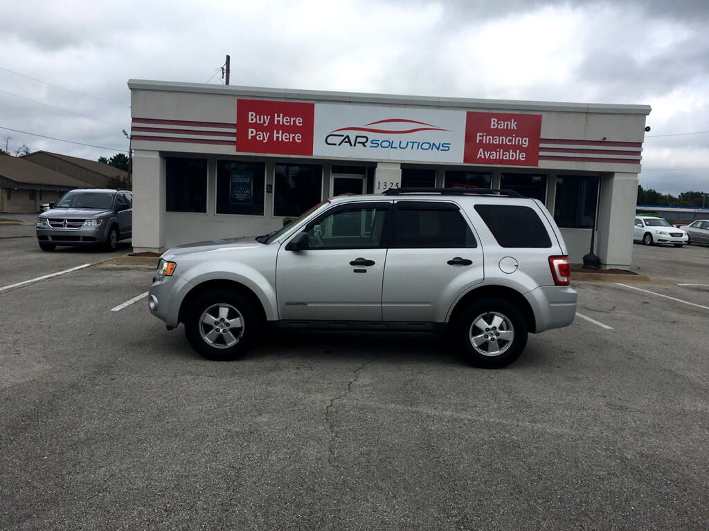 2008 Ford Escape FWD 4dr I4 Auto XLT