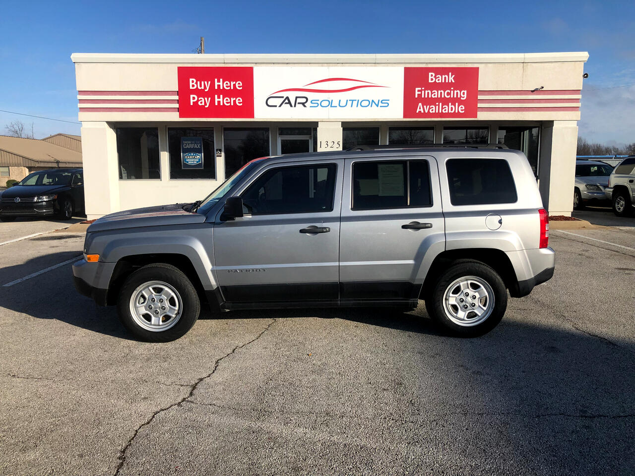 2016 Jeep Patriot 2WD 4dr Sport