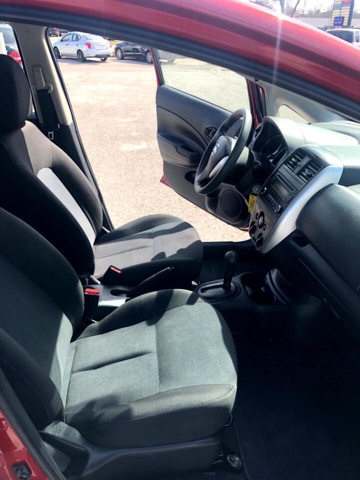 2015 Nissan Versa Note 5dr HB CVT 1.6 S Plus