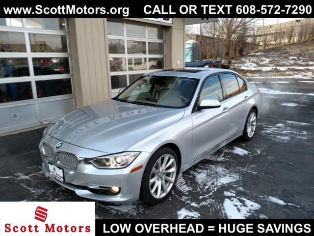 2012 BMW 3-Series 328i Modern Turbo