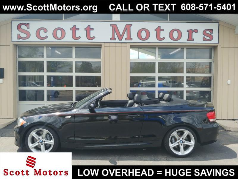 2009 BMW 1-Series 135i Convertible MSport