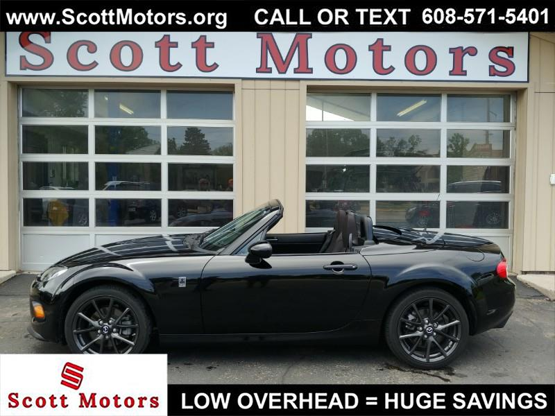 2014 Mazda MX-5 Miata Club Convertible Hard Top