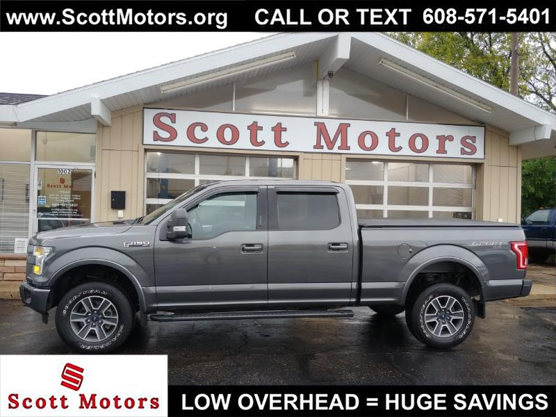 2015 Ford F-150 XLT Sport SuperCrew 4WD