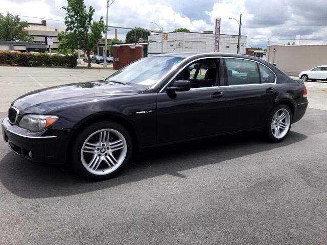 2007 BMW 7-Series 760Li
