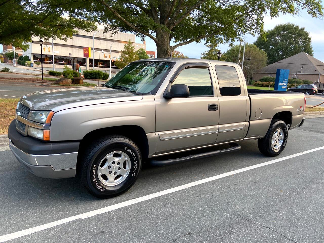 2003 Chevrolet Silverado 1500 LT EXT CAB 4WD