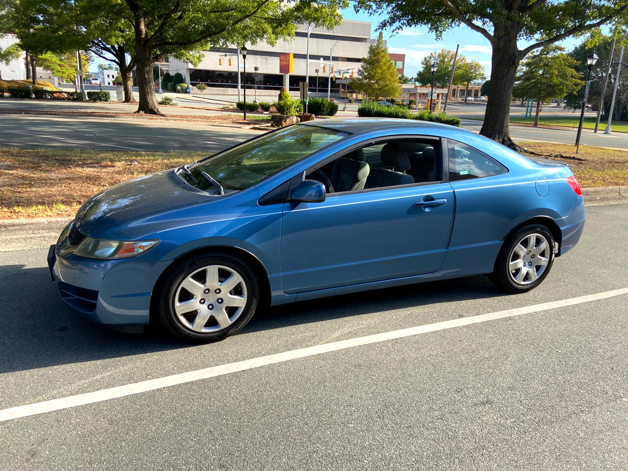 2009 Honda Civic LX Coupe Automatic