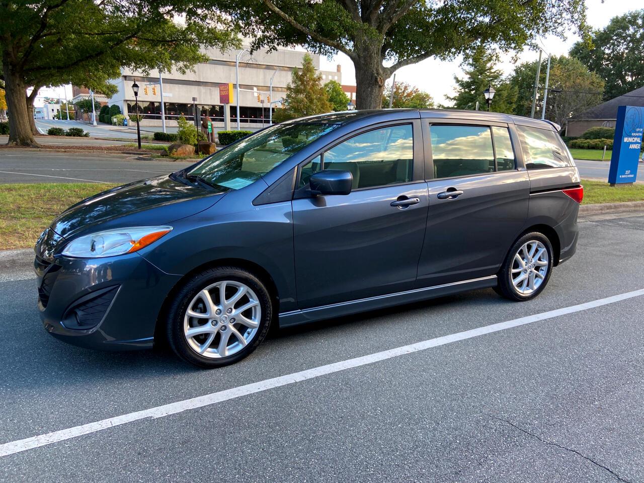 Mazda MAZDA5 Touring 2012