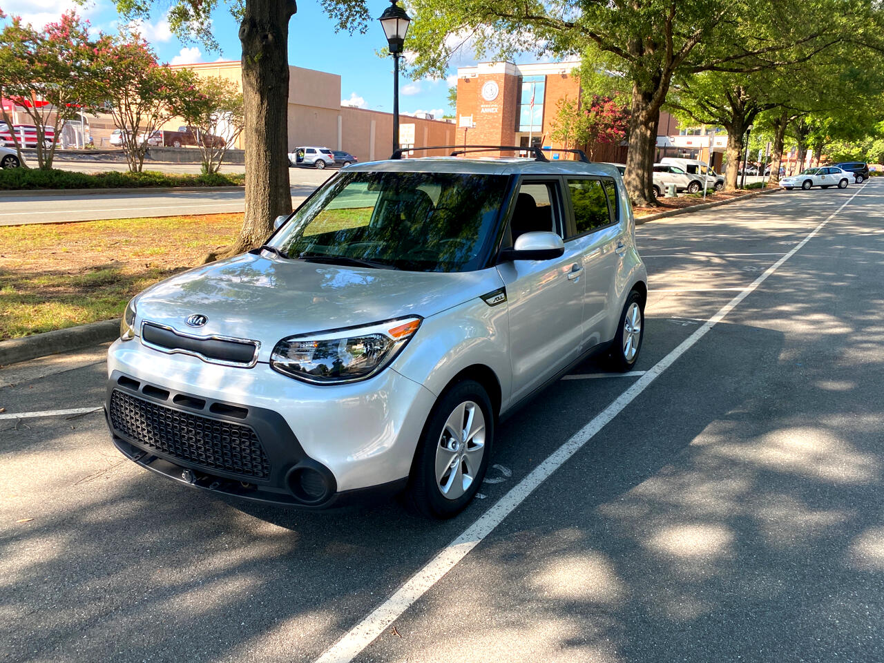Kia Soul Base 4D Wagon 2016