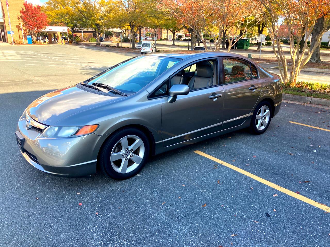 Honda Civic EX-L Sedan AT 2008