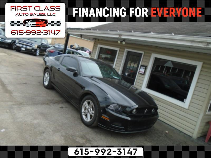 2014 Ford Mustang CPE V6