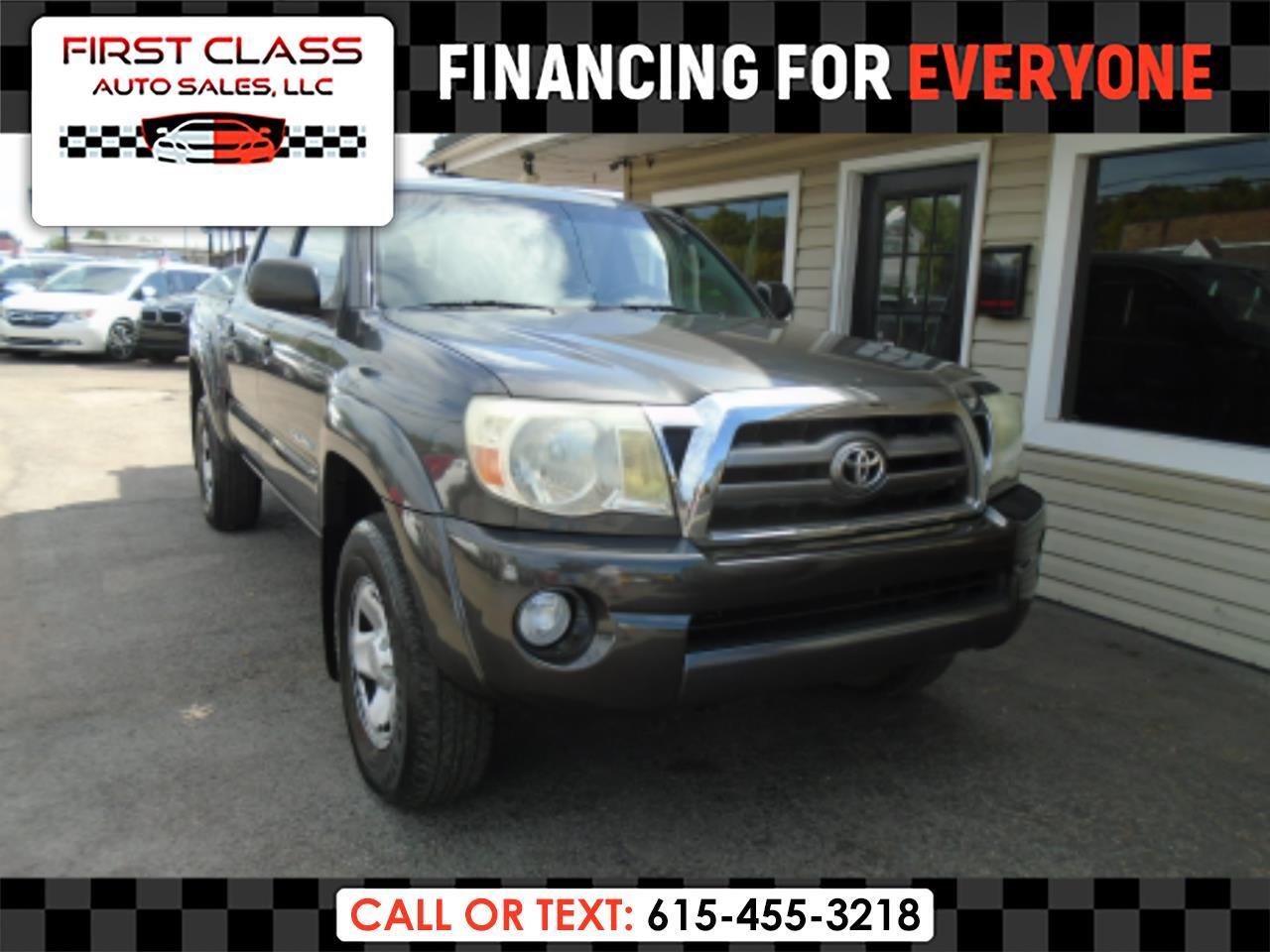 2010 Toyota Tacoma DOUBLE CAB PRERUNNER