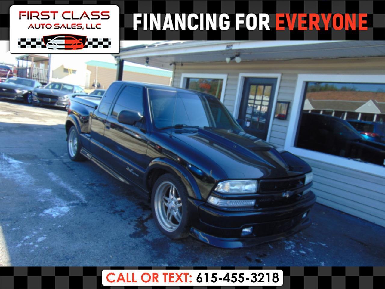 2000 Chevrolet S10 Pickup S10