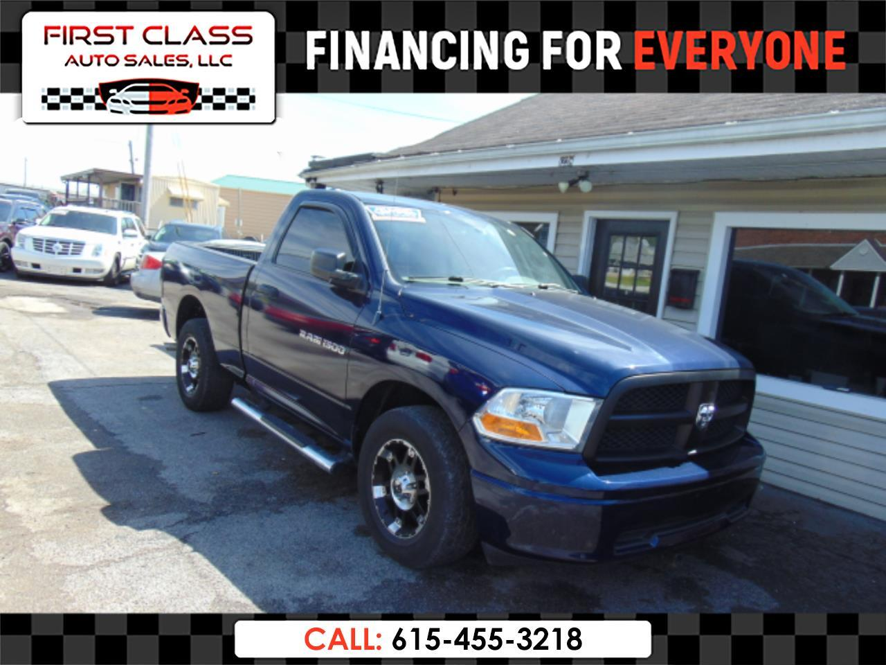 Dodge 1500  2012