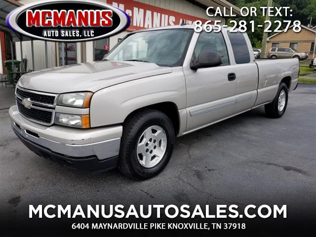 2007 Chevrolet Silverado Classic 1500 LS Ext. Cab Long Box 2WD