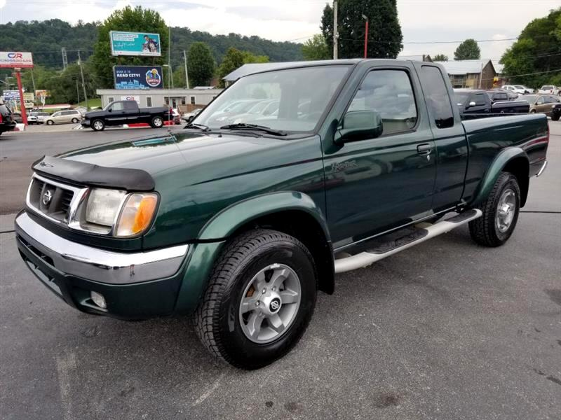 2000 Nissan Frontier XE-V6 King Cab 4WD