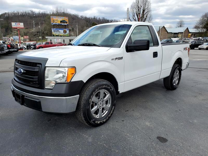 Ford F-150 XL 8-ft. Bed 2WD 2014