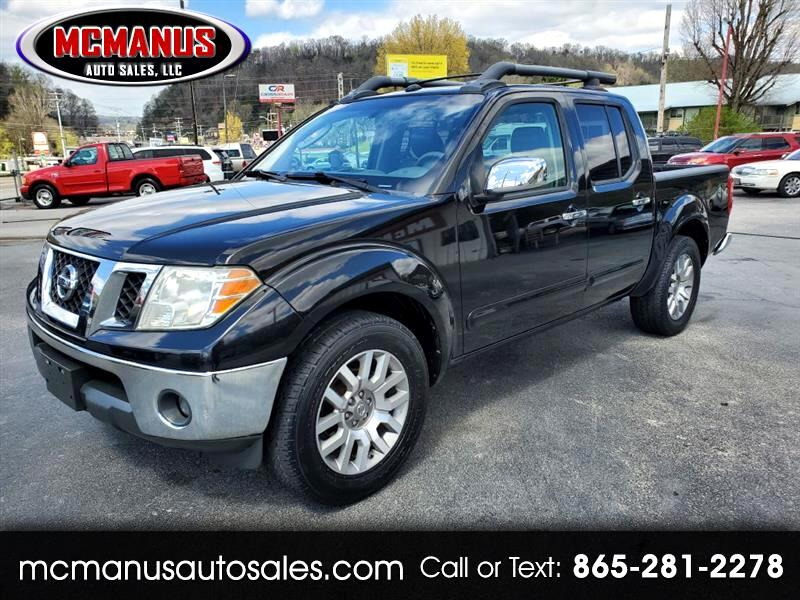 Nissan Frontier S Crew Cab 2WD 2011