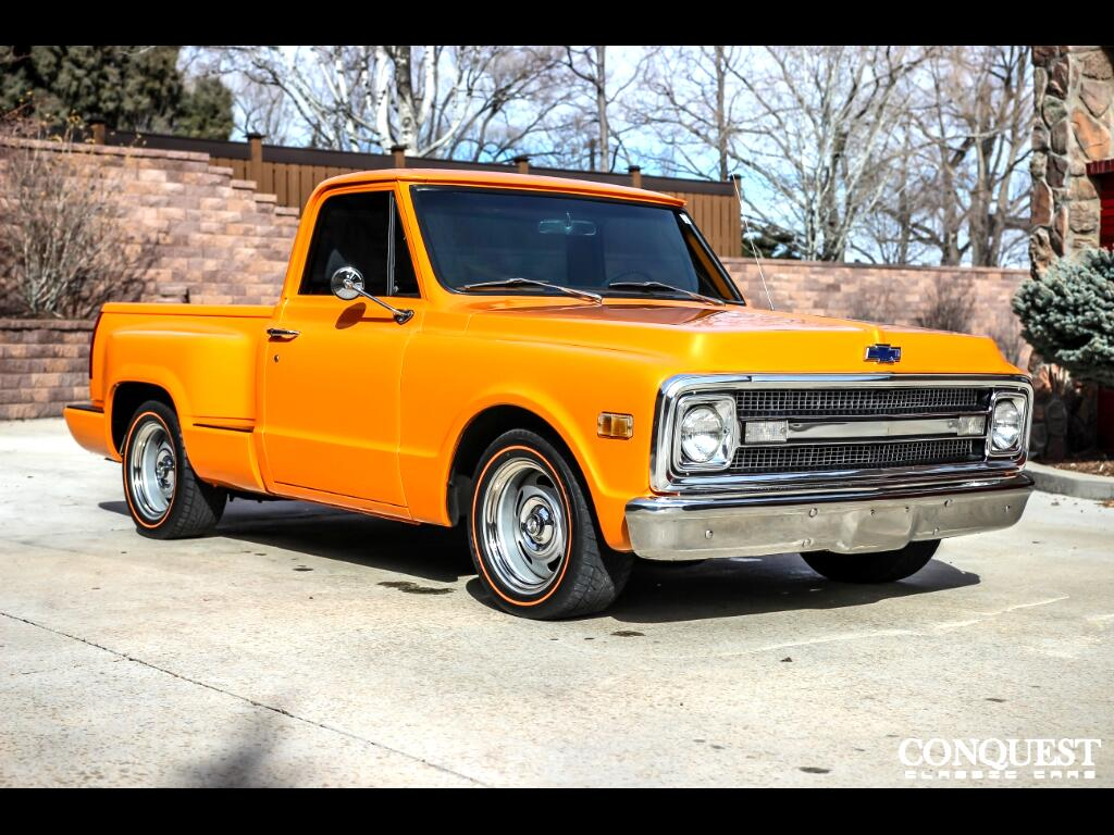 1970 Chevrolet C/K 10 Custom Pickup
