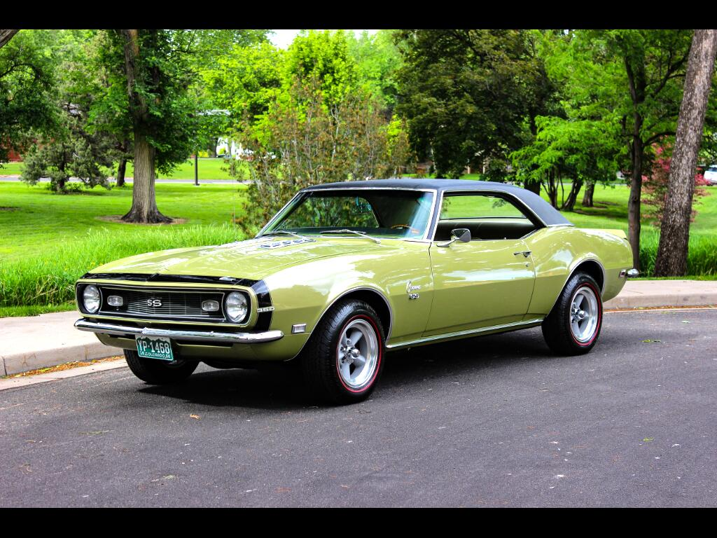1968 Chevrolet Camaro 2dr Coupe