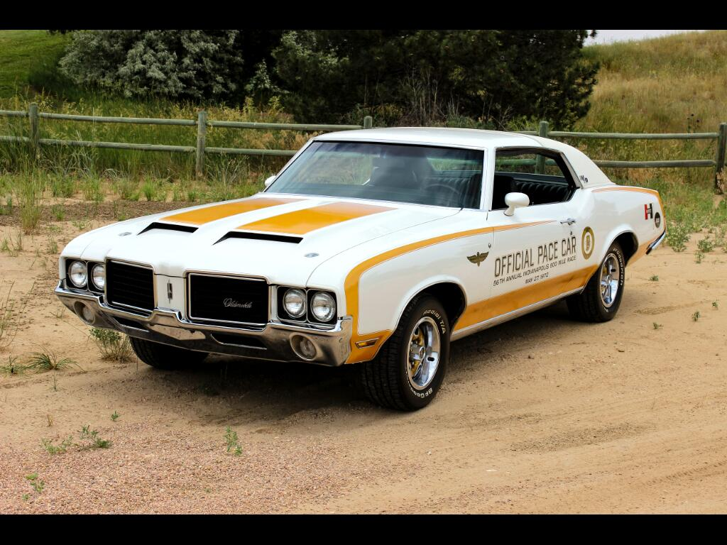 1972 Oldsmobile Hurst Pace Car