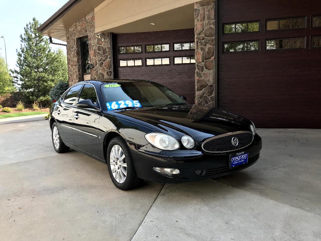 2007 Buick LaCrosse CXS