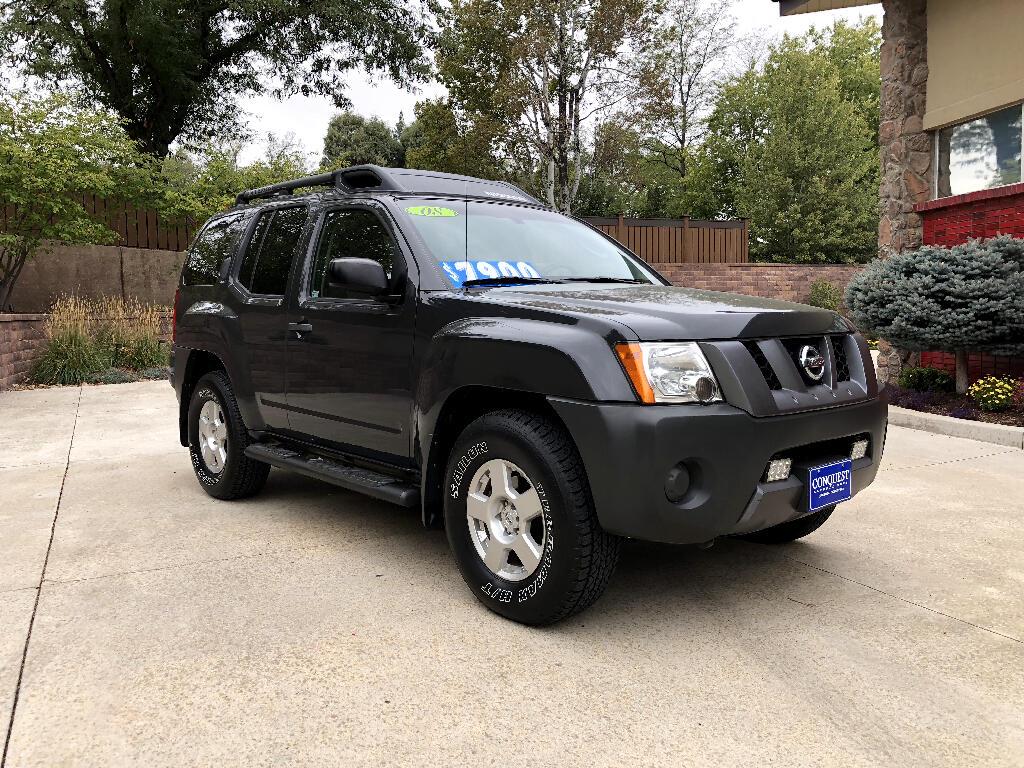 2008 Nissan Xterra OR 4WD