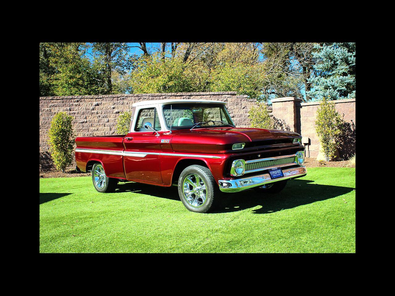 1965 Chevrolet C10 Custom