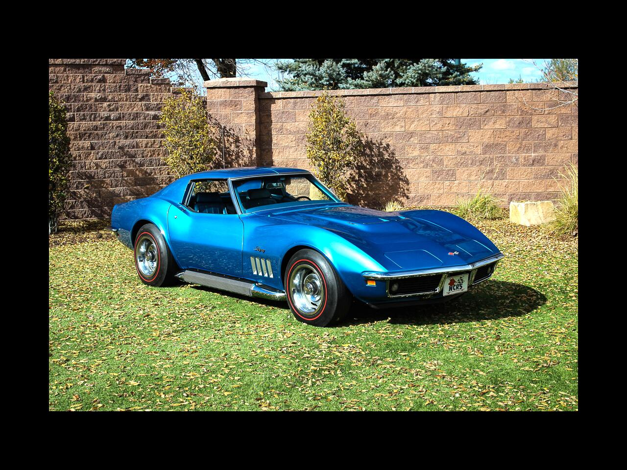 1969 Chevrolet Corvette 427/435HP