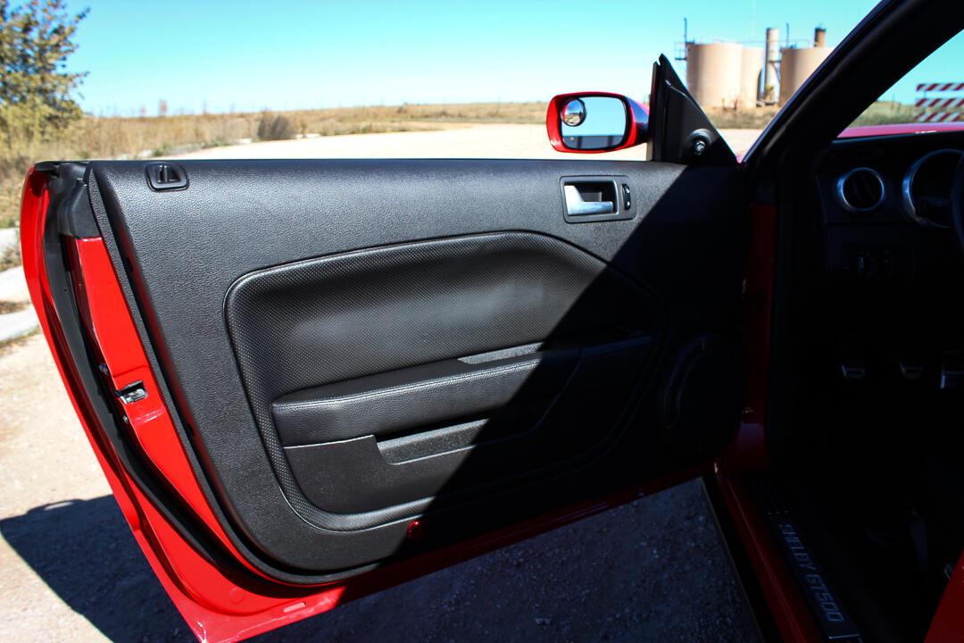 2008 Ford Shelby GT500 Retrobuilt