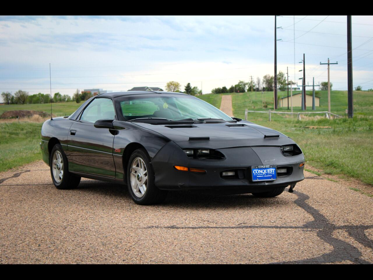 1993 Chevrolet Camaro Z28 Coupe