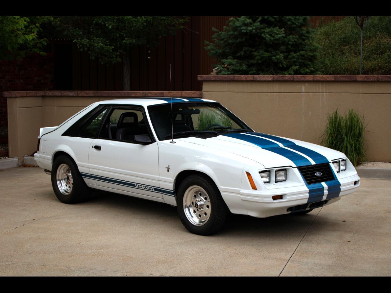 1983 Ford Mustang 2-Door Hatchback