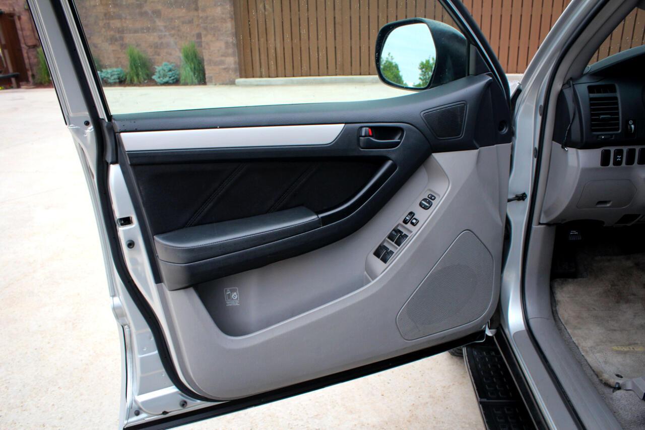 Toyota 4Runner Sport Edition 4WD 2006