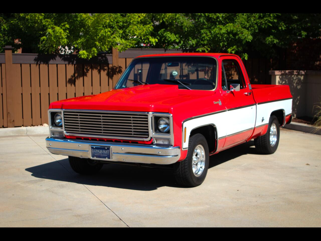 Used 1978 Chevrolet C10 Shortbed For Sale In Greeley Co