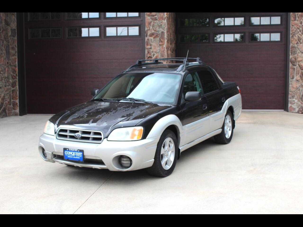 Subaru Baja Sport 2003