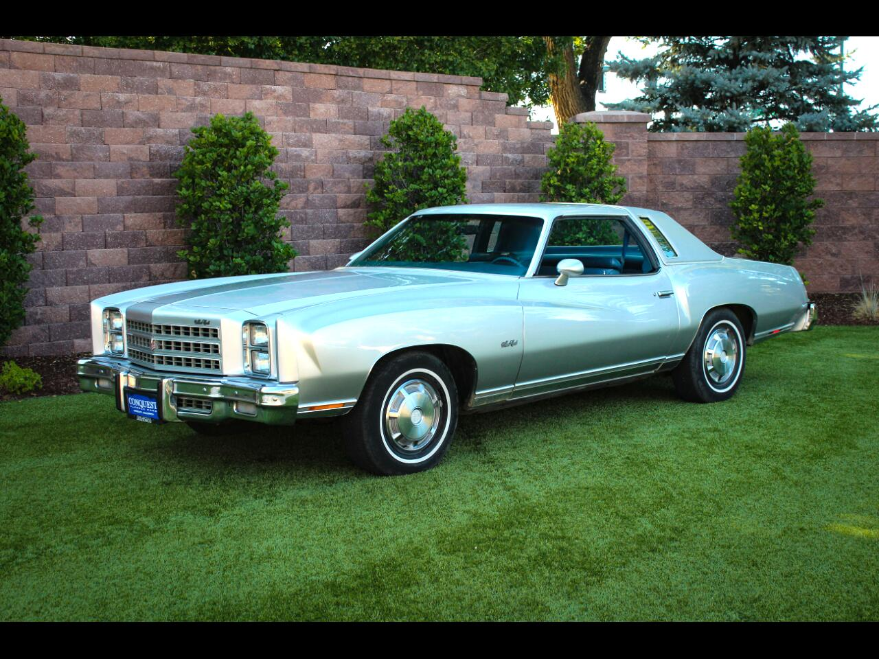 Chevrolet Monte Carlo Landau 1976