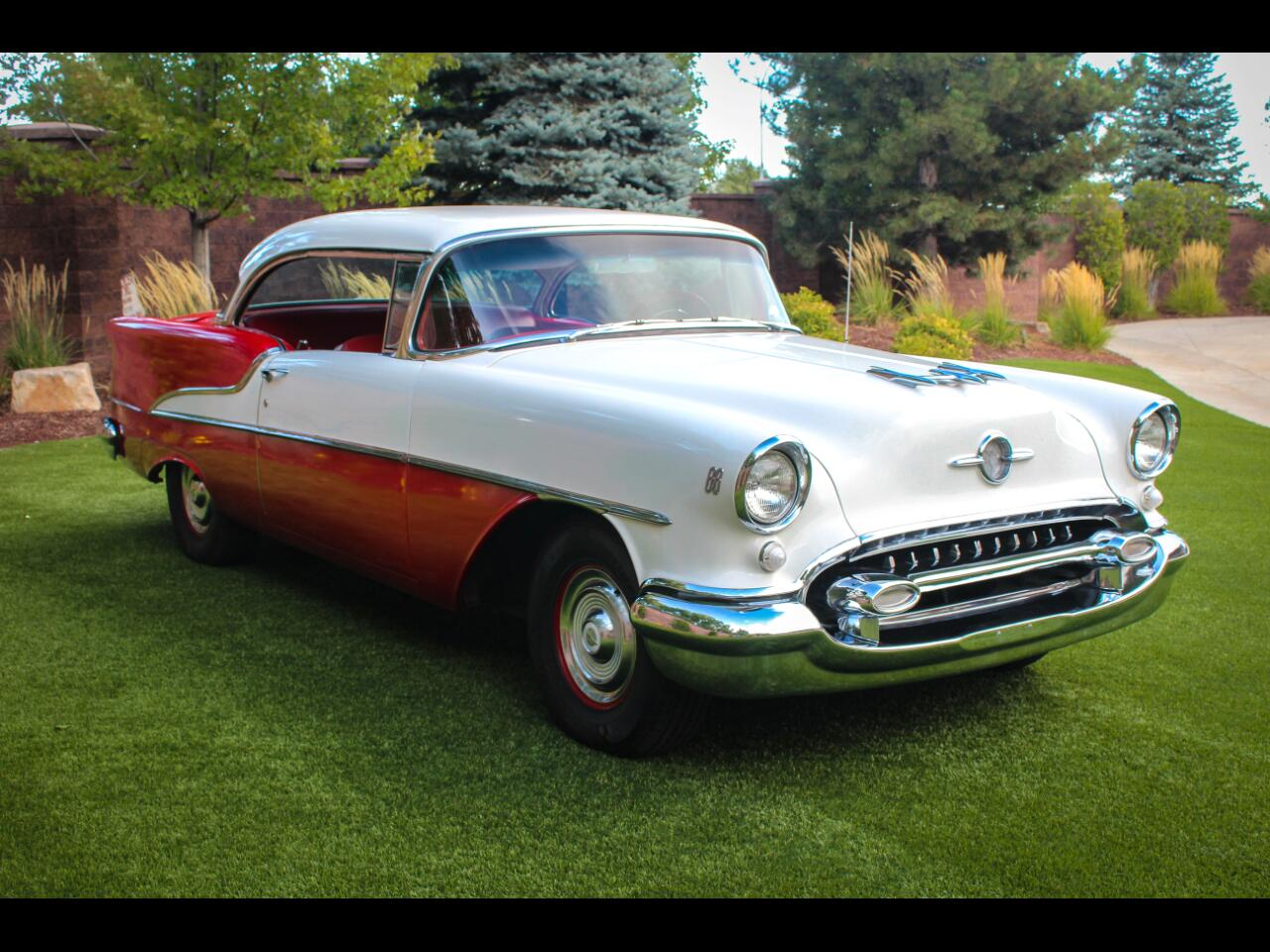 1955 Oldsmobile 88 Coupe