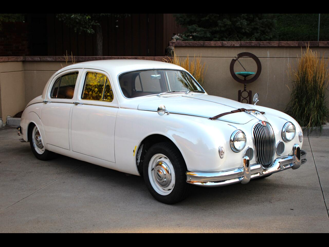 1958 Jaguar Mark 1