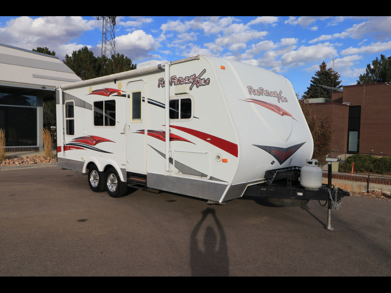 Cruiser RV Fun Finder Xtra  2009
