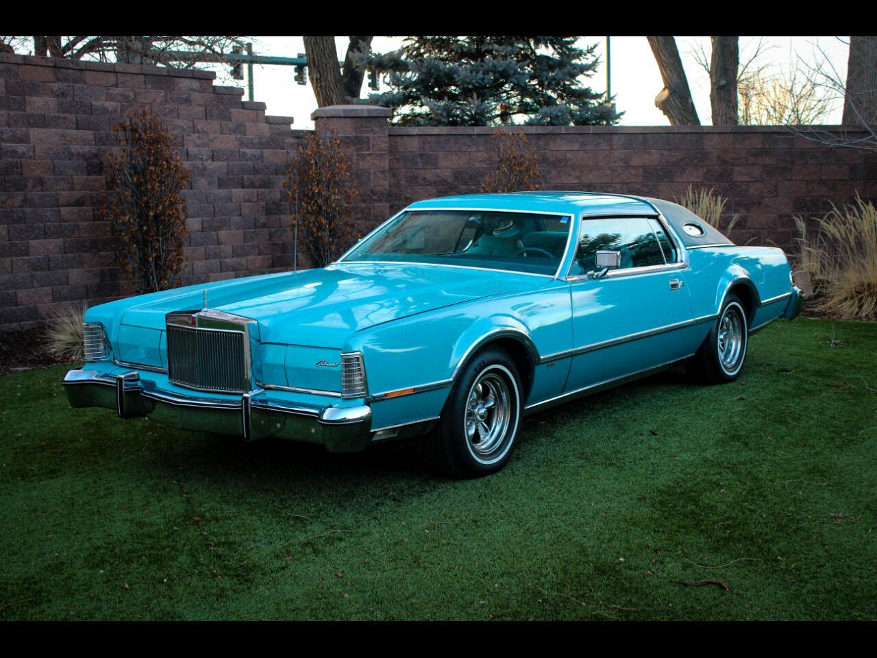 Lincoln Continental  1975