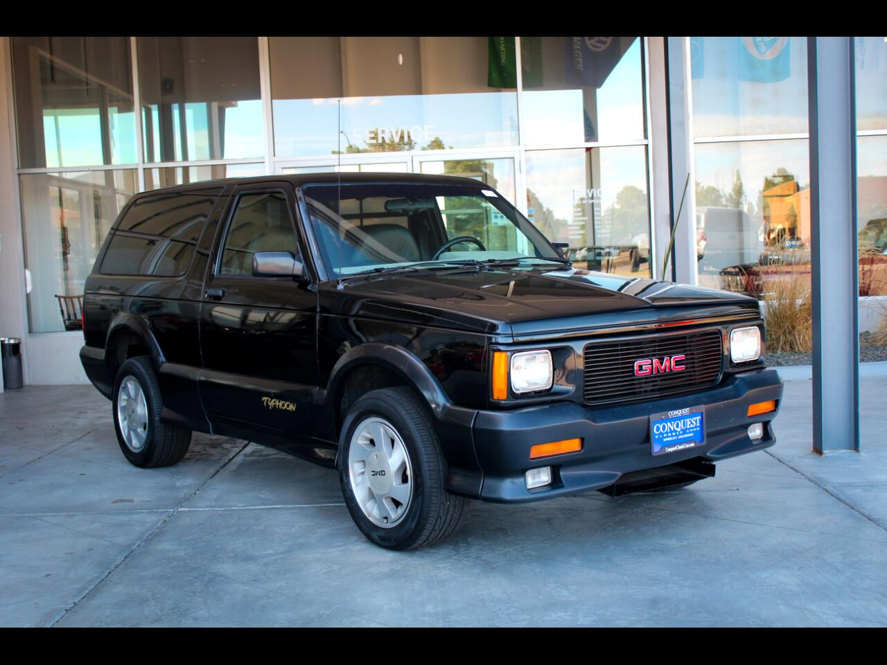 GMC Typhoon Base 1993