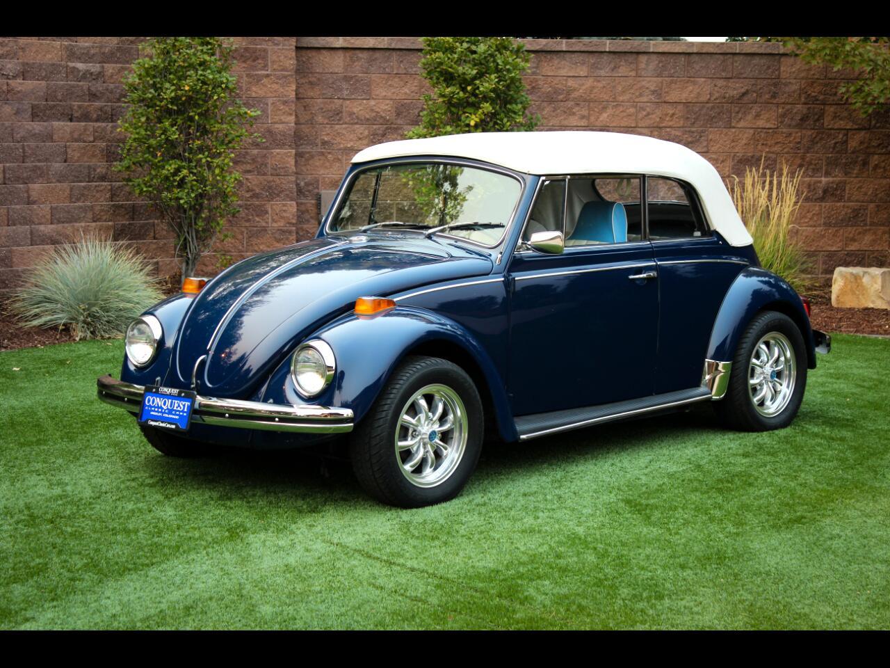 Volkswagen Beetle Convertible  1970